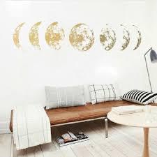 dekoration 1 pcs 3d diy kreative mond wandaufkleber