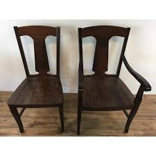 Pottery Barn Dining Chairs Set of 4