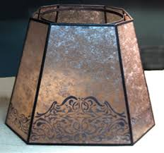 Mica Lamp Shade Replacement by Handmade Mica Lampshades