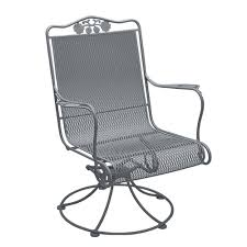 Woodard Briarwood Wrought Iron High Back Swivel Rocker Mid ... Agha Rocking Chair Outdoor Interiors Magnificent Wrought Iron Chairs Vintage Garden Table Black Leather Chaise Lounge Modern Fniture Living Wood And Amazonin Home Kitchen Victorian Peacock Lawn Patio Set Best Images About On 15 Collection Of 4 French Folding Metal Teak Seat Bistro Amazoncom Bs Antique Bronze Scoll Ornate Cast In Worsbrough South Yorkshire Gumtree Surprising Bedroom House Winsome
