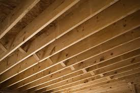 Hanging Drywall On Ceiling Joists by Ceilings Building U0026 Remodeling Ehow