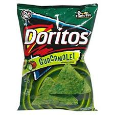 Doritos Tortilla Chips Guacamole 13 Oz 3685 G