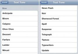 iOS 5 How to make iphone ringtones alert tones and messages