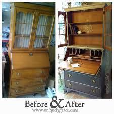 uniquely grace jasper cabinets secretary desk furniture flip with