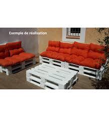 coussin pour canap palette ensemble de coussins pour salon palette 120 80 pas cher et français