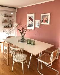 wandgestaltung wohnzimmer altrosa caseconrad