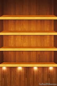 wood bookshelf wallpaper skins for iphone u0026ipod u0026ipad pinterest