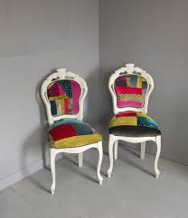 A Set Of 2 Bohemian Eclectic Painted Patchwork Dining Chairs Exciting Eclectic Ding Rooms Boho Style That Can Fit In Top 5 Room Rug Ideas For Your Overstockcom Now You Have The Bohemian Of Dreams Get Look Authentic Midcentury Modern Design By Havenly Amazoncom Yazi Red Mediterrean Tie On 20 Awesome And Decor Photo Bungalow Rose Legends Fniture 6pc Rectangular Faux Cement Set In Chestnut