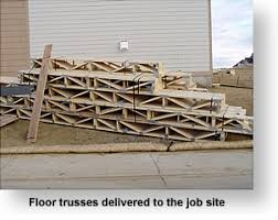 Floor Joist Span Definition by Floor Construction