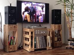 Pallet Furniture Tv Stand