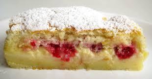gâteau magique à la framboise il était une fois la pâtisserie