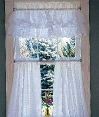 dotted swiss curtains and dotted swiss draperies country curtains