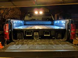 100 Truck Bed Lighting System Installed Decked Drawer System And Storage In My Truck Last Night To
