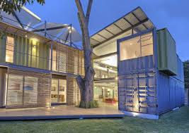 100 Custom Shipping Container Homes In