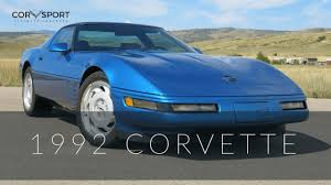 Chevrolet Trucks Vin Decoder Beautiful 1992 C4 Corvette | Autostrach