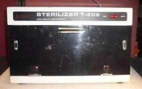 sterilizer cabinet t 209 best uv light box used ebay
