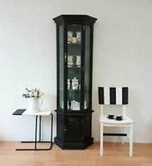 details zu vitrinenschrank wohnzimmer vitrine shabby chic regal regalschrank vintage stil
