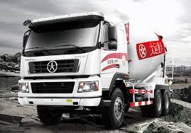 100 Truck 2014 Dayun N8 DYX12 Mixer
