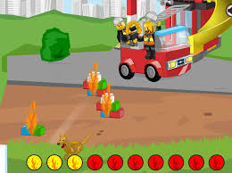 100 Lego Fire Truck Games Play Game Online KIDONLINEGAMECOM