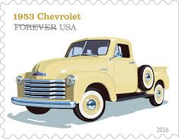 U.S. Postal Service To Debut Pickup Trucks Forever Stamps | Hemmings ... Review 53 Chevy Panel Truck Ipmsusa Reviews 1953 Extended Cab 4x4 Pickup Vintage Mudder Of 4753 Ad Project For Sale Truck In Italy Hot Rods Customs Pinterest 54 Chevy 1958 Bagged Apache Swb Ls1 And 4l60e Youtube Chevrolet 3100 Series Classic Build Your Awesome This Is A Genuine Cruiser Old Trucks And Tractors In California Wine Country Travel Attention To Detail Gradys Car Lovers Direct Memory Flaf Urban Sketchers