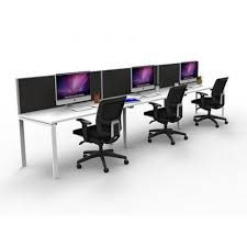 Sale Rapid Infinity 1200x700 Workstation Single Sided With Screens