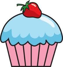 Cupcakes on clip art cupcake and cartoon cupcakes