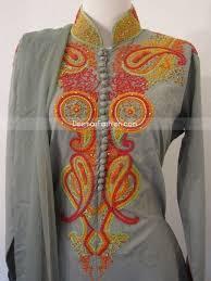 Pakistani Dress Simple Grey Shalwar Kameez