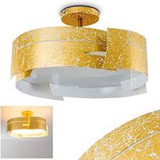 deckenleuchten design led decken leuchte ess zimmer kristall