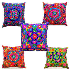 Ebay Christmas Trees India by Large Cushion Cover 24x24