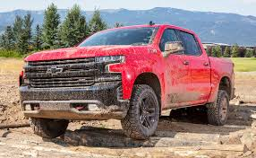 100 Used Gm Trucks GM Urges Patience As Silverado Pickup Now No 3 In United States