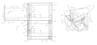 Hon 4 Drawer File Cabinet Lock by Patent Us7901017 Security File Cabinet With Self Closing Self