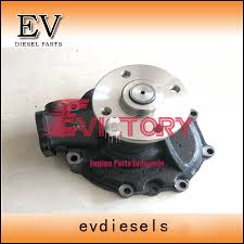 100 Hino Truck Parts Engine Parts J08C J08CT Water Pump For In Water Pumps