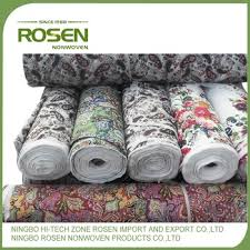 RS NONWOVEN Customized Polyester Industrial Carpet Roll For Felt Speaker Box