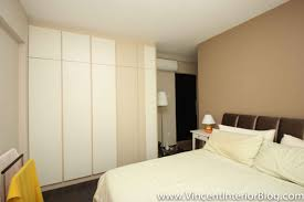 Punggol 4 Room HDB Day 40 Renovation Completed Master Bedroom 3