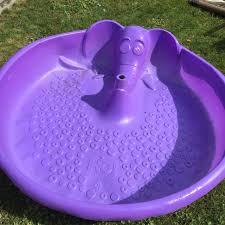 H2O Elephant Spray Pool
