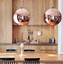 copper pendant by tom dixon ecc