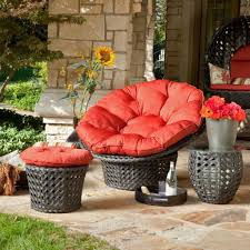 Outdoor Papasan Chair Cushion Cover by Outdoor Papasan Chair Home Design Ideas And Pictures