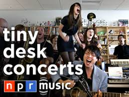 Tiny Desk Concerts from NPR Music