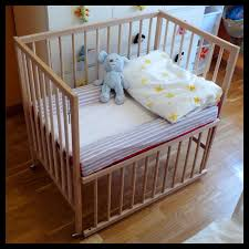 Co Sleepers That Attach To Bed by Sniglar Crib Co Sleeper Ikea Hackers