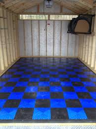Racedeck Flooring Vs Epoxy by Racedeck Flooring Rennlist Porsche Discussion Forums