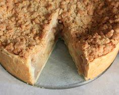 Love Laurie Deep Dish Apple Pie With Streusel Topping
