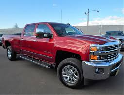 Ellensburg - New Chevrolet Silverado 3500HD Vehicles For Sale
