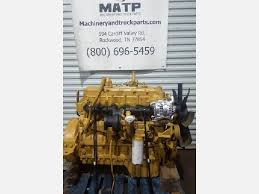 100 Valley Truck Parts USED 2000 CAT 3126 TRUCK ENGINE FOR SALE 10884