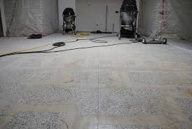 Terrazzo Floor Restoration St Petersburg Fl by Mike And Lindsey Restore And Refinish Their Terrazzo Flooring