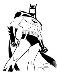 Batman By Bruce Timm