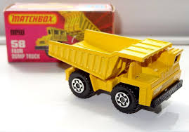 Faun Quarry Dump Truck | Matchbox Cars Wiki | FANDOM Powered By Wikia