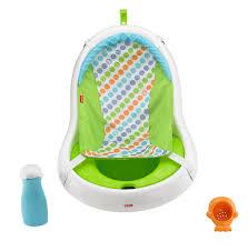 Infant Bath Seat Canada by Fisher Price 4 In 1 Sling U0027n Seat Tub Green Walmart Com