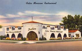 El Patio Mexican Restaurant Bakersfield Ca by Texas Archives Le Continental