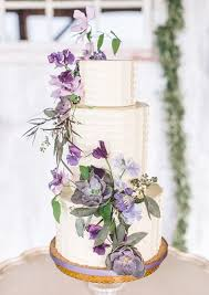 Wedding Inspiration From Style Unveiled Succulent CakesFloral
