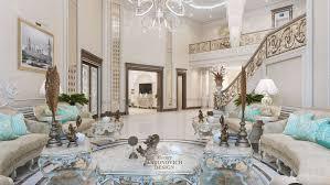 säulen im wohnzimmer interieur elite interior design in